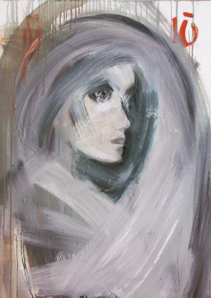 portrety swietych