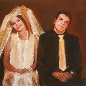 Portrety ślubne