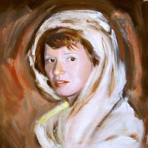 Portret obrazy