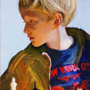 Obraz olejny / Oil on canvas